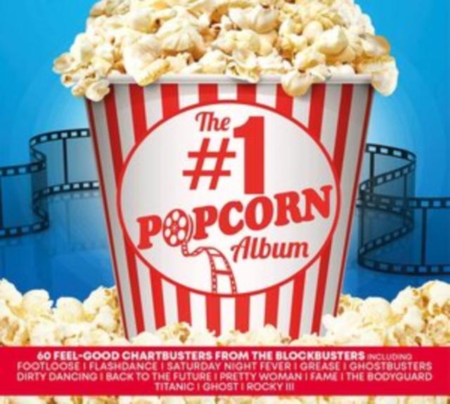#1 Popcorn Album / Various (Various Artists) (CD)