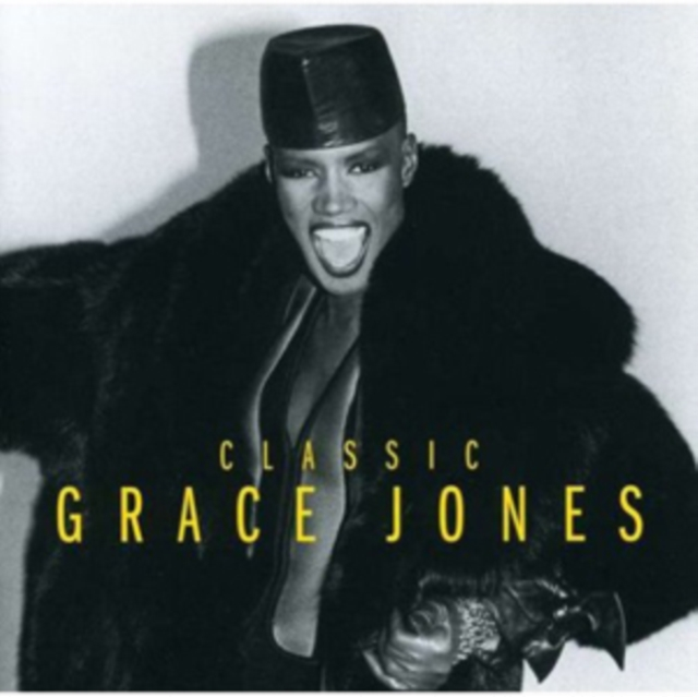 The Masters Collection (Grace Jones) (CD / Album)