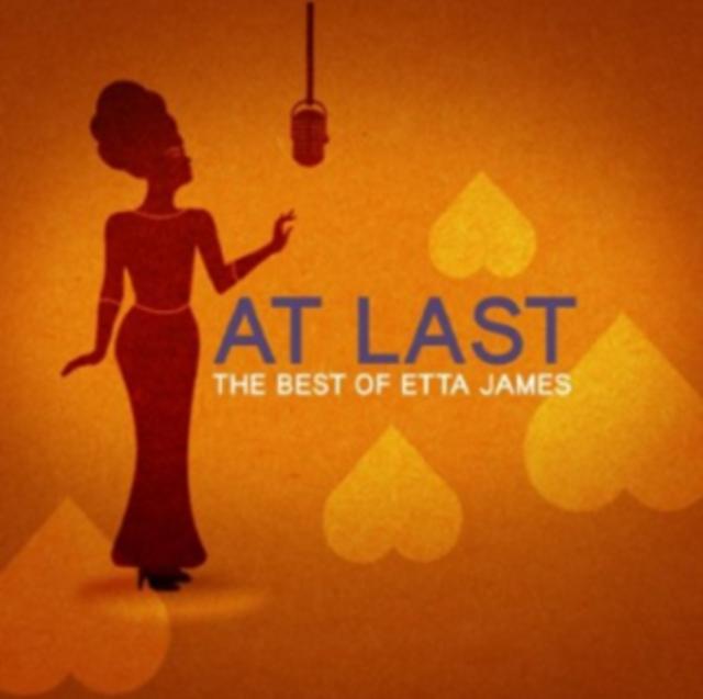 At Last (Etta James) (CD / Album)