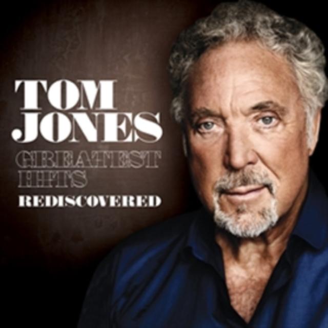 The Greatest Hits (Tom Jones) (CD / Album)