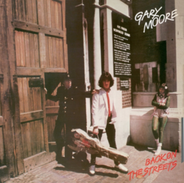 Back On the Streets (Gary Moore) (CD / Album)