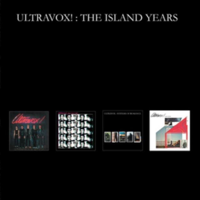 The Island Years (Ultravox) (CD / Box Set)