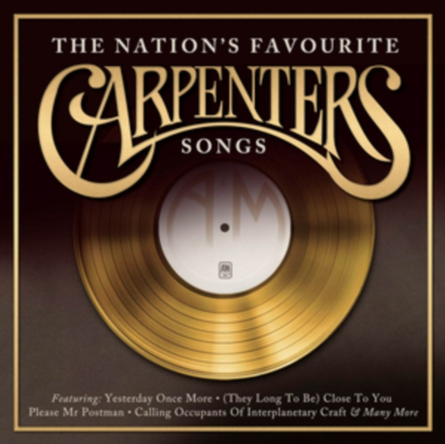 The Nation's Favourite Carpenters Song (The Carpenters) (CD / Album)