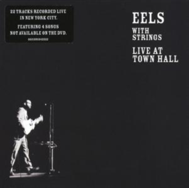 With Strings: Live at Town Hall (Eels) (CD / Album)