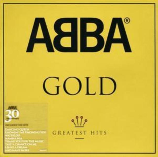 Gold (ABBA) (CD / Album)