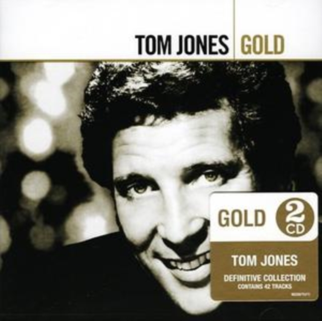 Gold (1965 - 1975) (Tom Jones) (CD / Album)