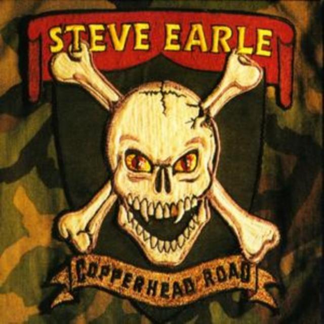 Copperhead Road [deluxe Edition] (Steve Earle) (CD / Album)