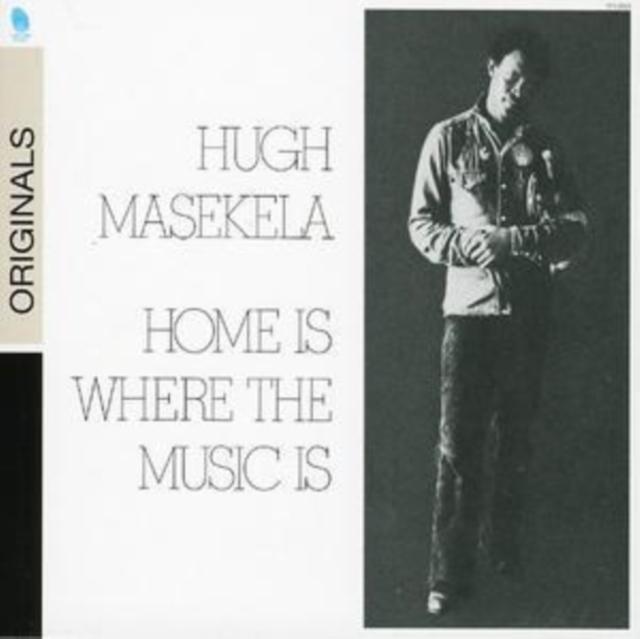 Home Is Where the Music Is (Hugh Masekela) (CD / Album)