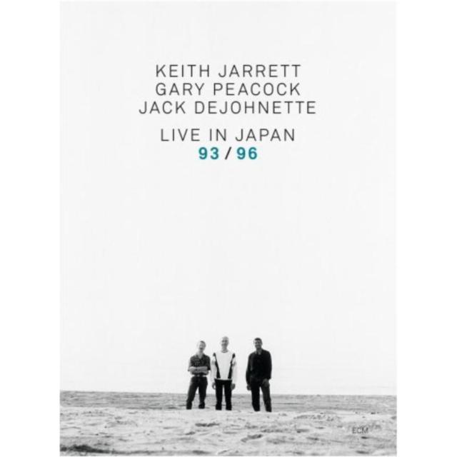 Keith Jarrett: Live in Japan 93/96 (DVD)