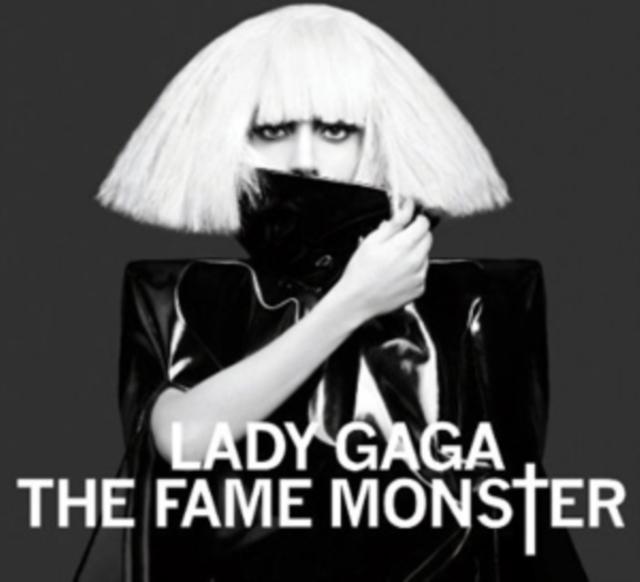 The Fame Monster (Lady Gaga) (CD / Album)