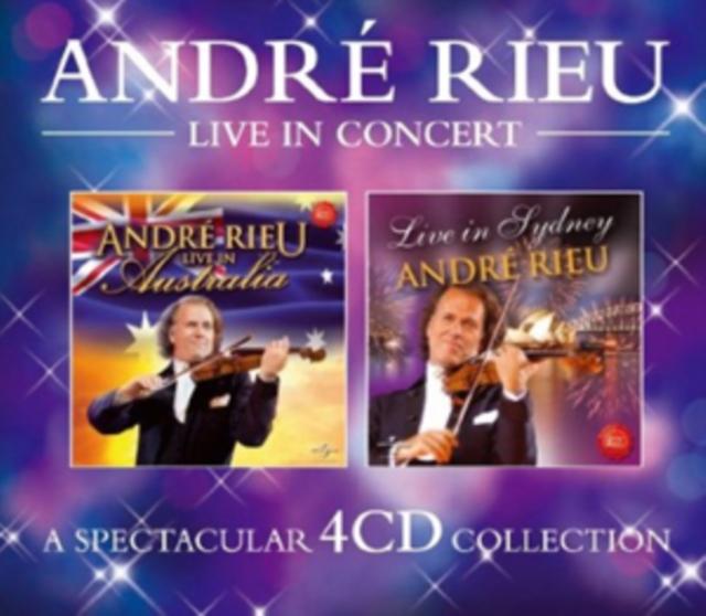 Live in Concert (CD / Album)