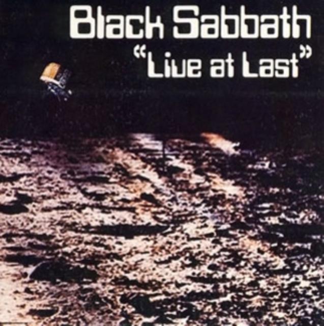 Live at Last (Black Sabbath) (CD / Album)