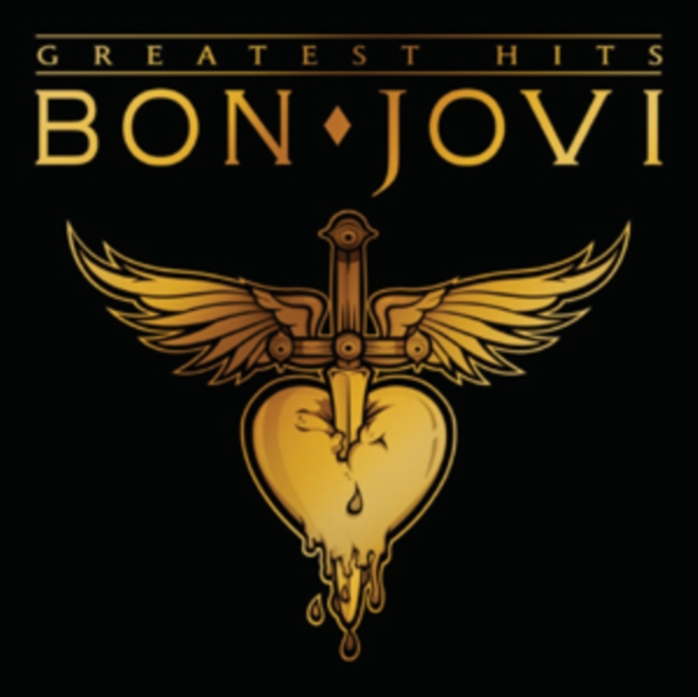 Greatest Hits (Bon Jovi) (CD / Album)