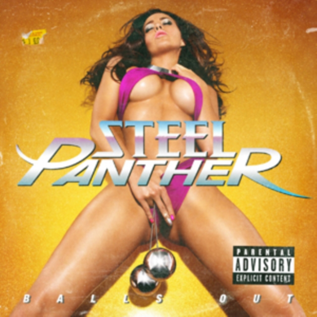 Balls Out (Steel Panther) (CD / Album)