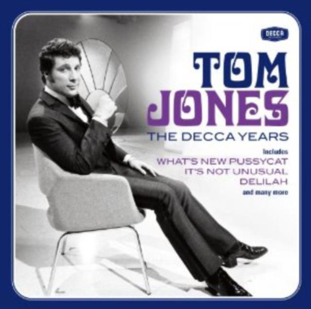 The Decca Years (Tom Jones) (CD / Album)