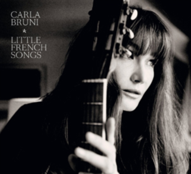 Little French Songs (Carla Bruni) (CD / with Blu-ray & DVD)