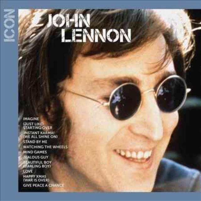 Icon (John Lennon) (CD / Album)