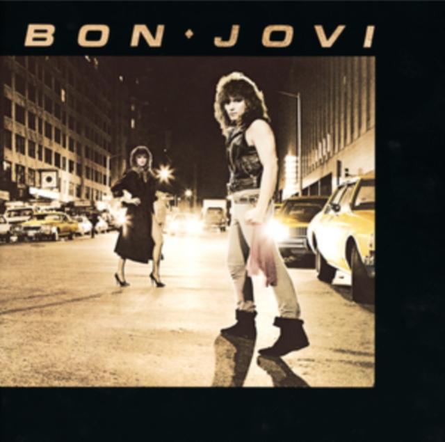 "Bon Jovi (Bon Jovi) (Vinyl / 12"" Remastered Album)"