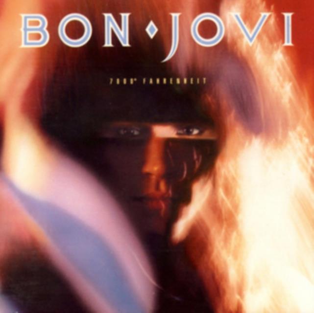 "7800 Fahrenheit (Bon Jovi) (Vinyl / 12"" Album)"