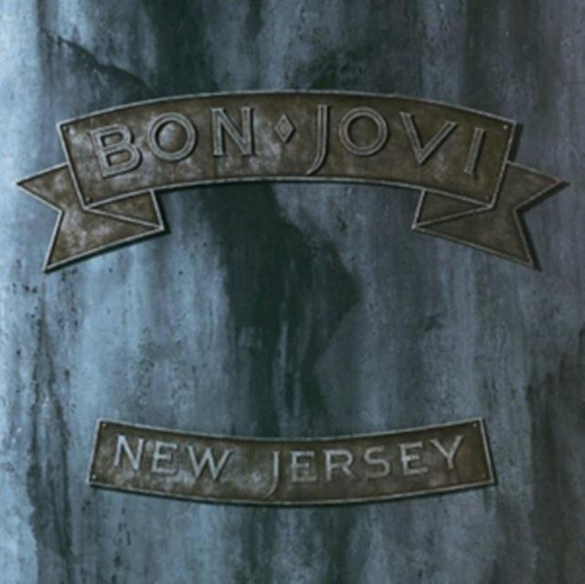 """New Jersey (Bon Jovi) (Vinyl / 12"""" Album)"""