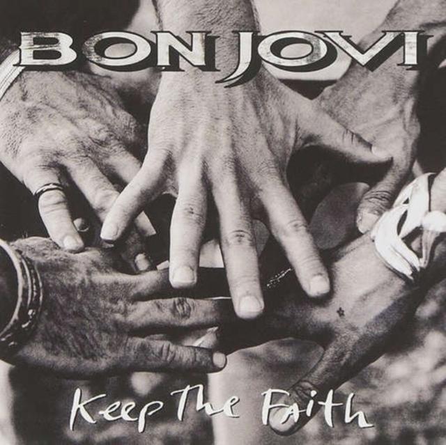 "Keep the Faith (Bon Jovi) (Vinyl / 12"" Album)"