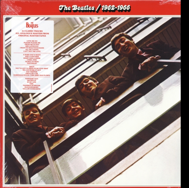 "The Beatles (The Beatles) (Vinyl / 12"" Album)"