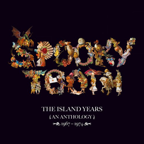 The Island Years (An Anthology) (Spooky Tooth) (CD / Box Set)
