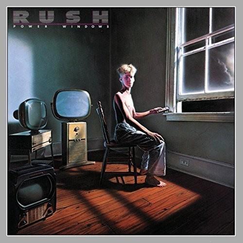 Power Windows (Rush) (Vinyl)