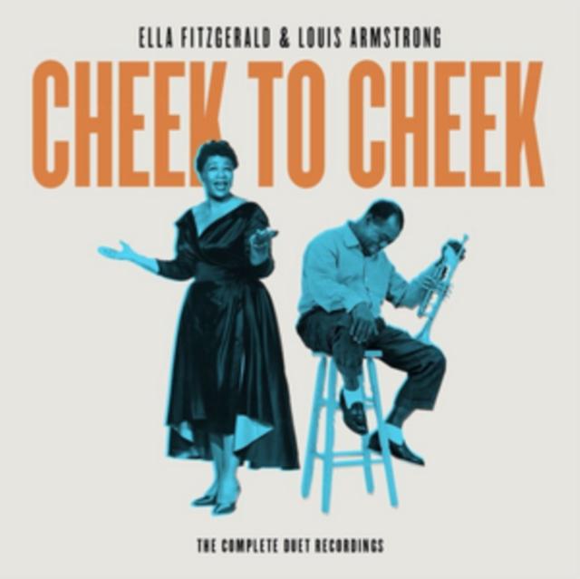 Cheek to Cheek (Ella Fitzgerald & Louis Armstrong) (CD / Box Set)