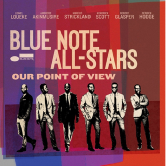 Our Point of View (Blue Note All-Stars) (CD / Album)