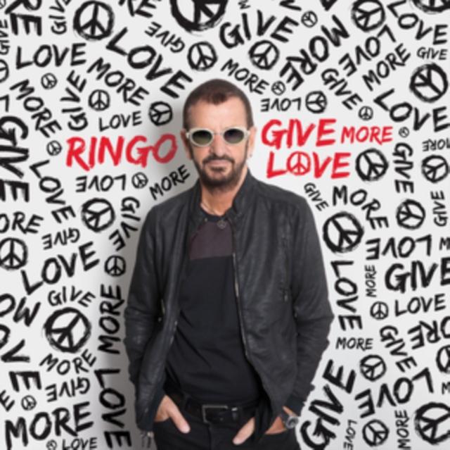 Give More Love (Ringo Starr) (CD / Album)