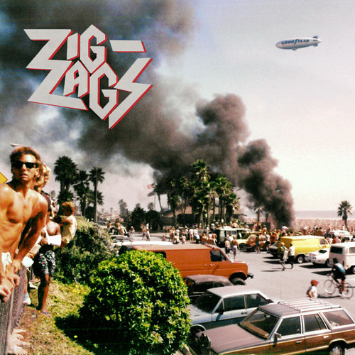 They'll Never Take Us Alive (Zig Zags) (CD / Album)