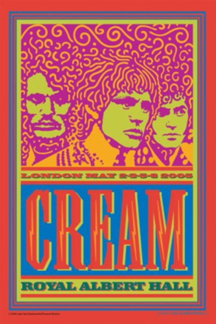 Cream: Royal Albert Hall London 05 (DVD)