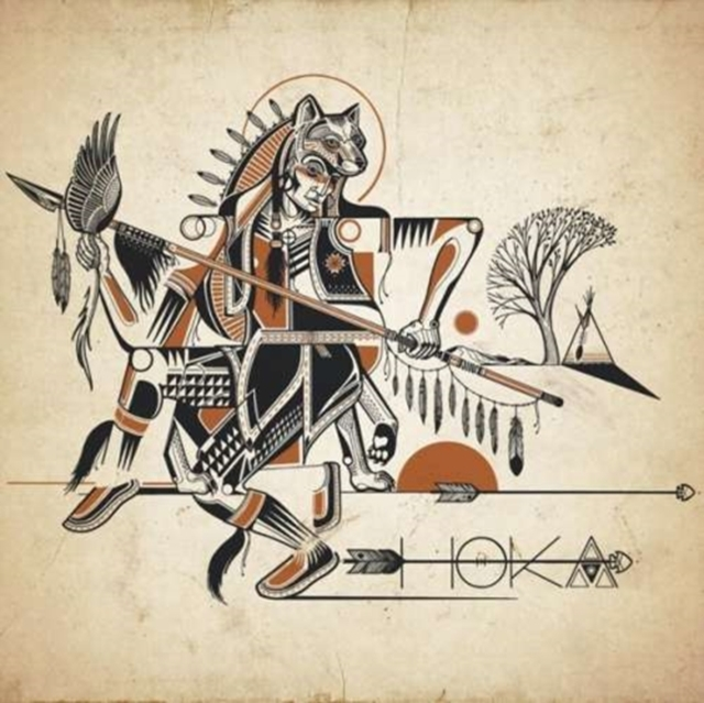 HOKA (Nahko and Medicine for the People) (CD / Album)