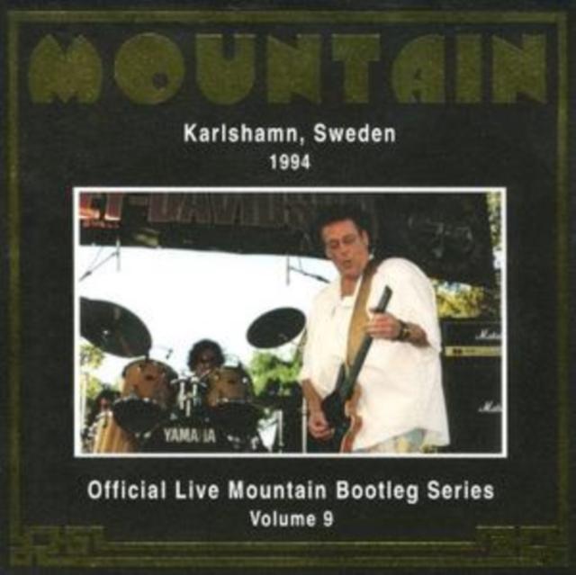 Live in Karlshamn, Sweden 1994 (Mountain) (CD / Album)
