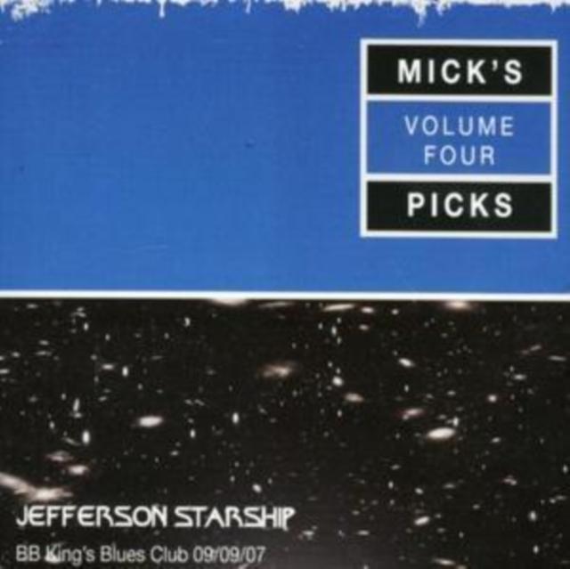 Live at B.b. King's Blues Club 2007 (Jefferson Starship) (CD / Album)