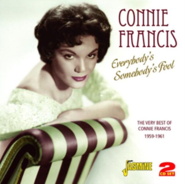 Everybody's Somebody's Fool (Connie Francis) (CD / Album)