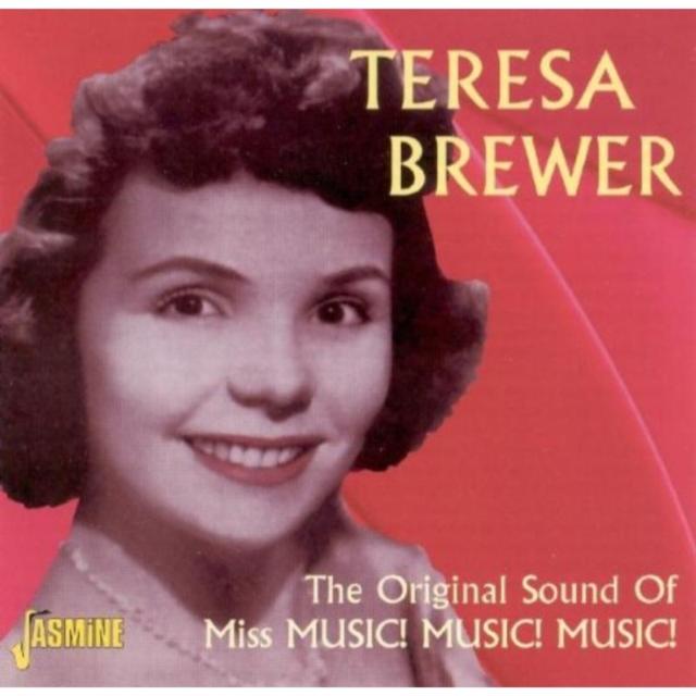 Original Sound of Miss Music (Teresa Brewer) (CD / Album)