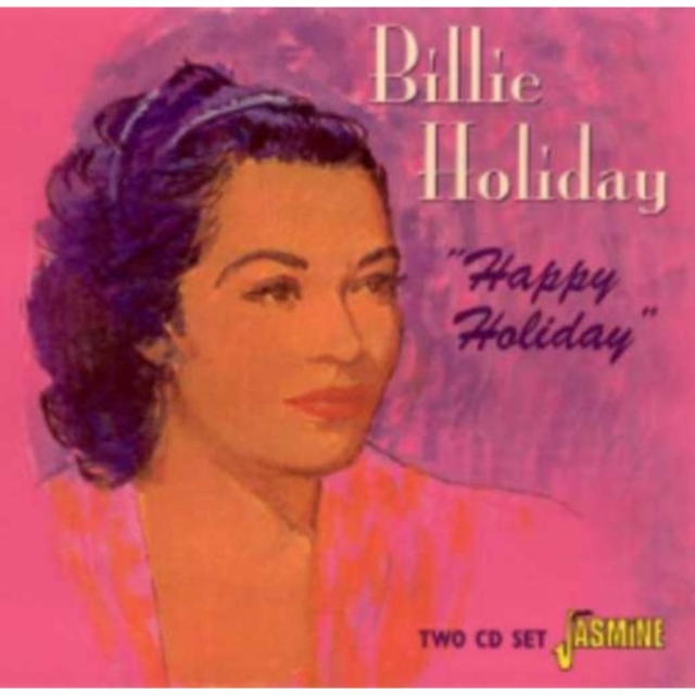 Happy Holiday (Billie Holiday) (CD / Album)
