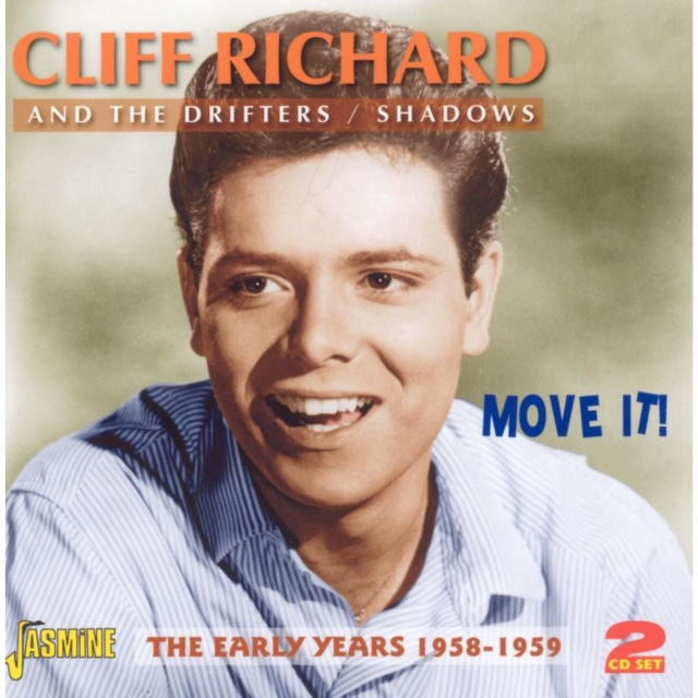 Move It! (Cliff Richard) (CD / Album)