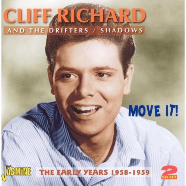 Move It! (Cliff Richard) (CD / Album)