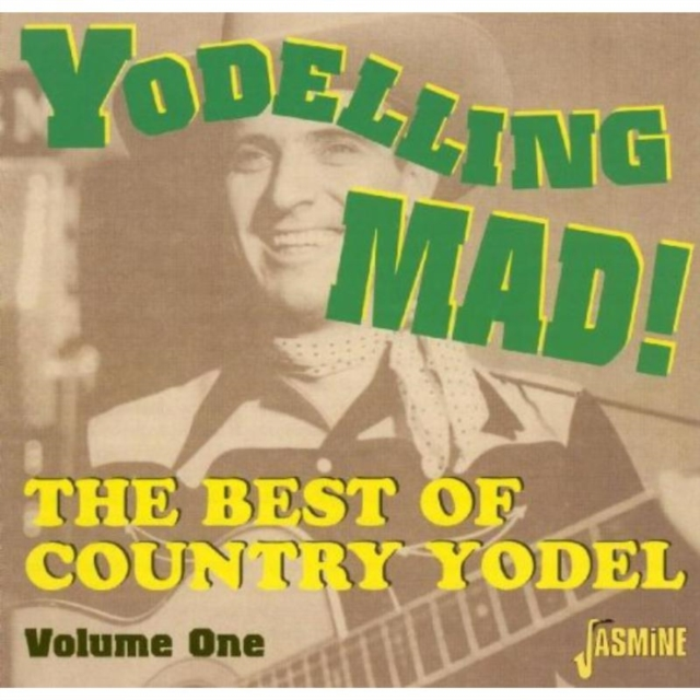 Yodelling Mad! (Various) (CD / Album)
