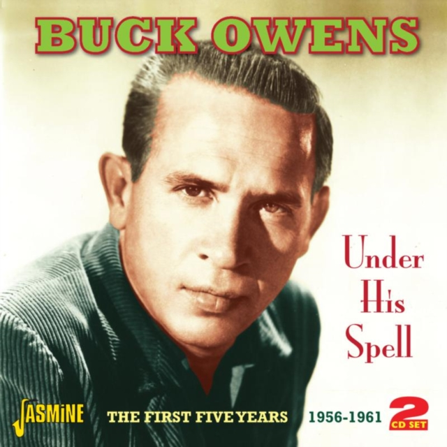 Under His Spell (Buck Owens) (CD / Album)
