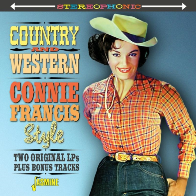 Country and Western Connie Francis Style (Connie Francis) (CD / Album)