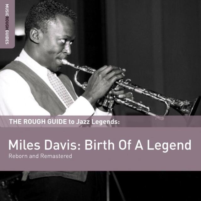 Birth of a Legend (Miles Davis) (CD / Album)