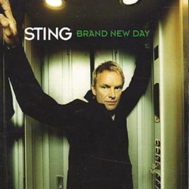 Brand New Day (Sting) (CD / Album)