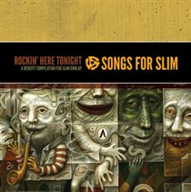 Songs for Slim: Rockin' Here Tonight (CD / Album)