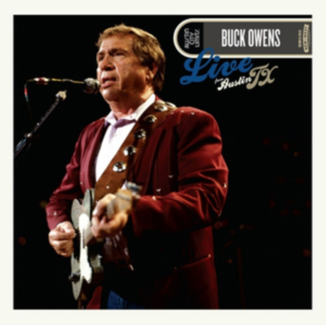 Live from Austin, Tx (Buck Owens) (CD / Album with DVD)
