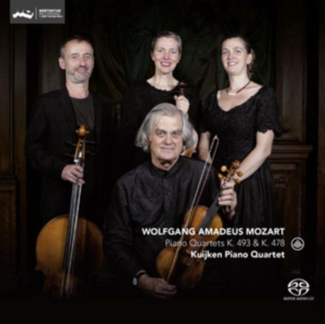 Mozart: Piano Quartets K493 & K478 (SACD)