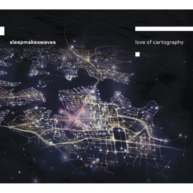 Love of Cartography (Sleepmakeswaves) (CD / Album)